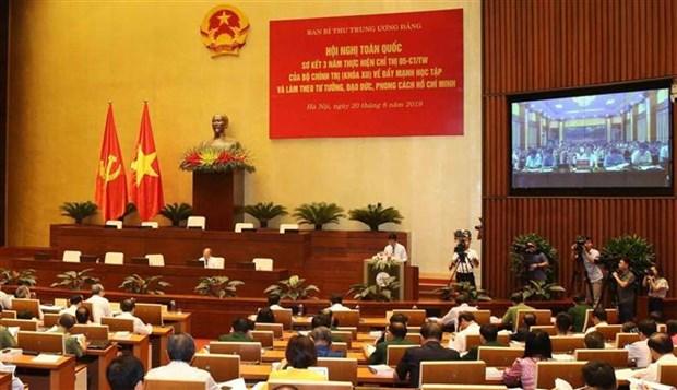 Faire valoir l'heritage moral du President Ho Chi Minh hinh anh 1