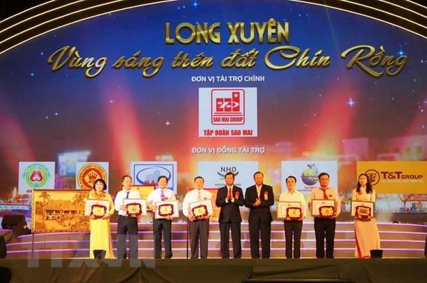 Faire de Long Xuyen un levier de developpement du delta du Mekong hinh anh 1