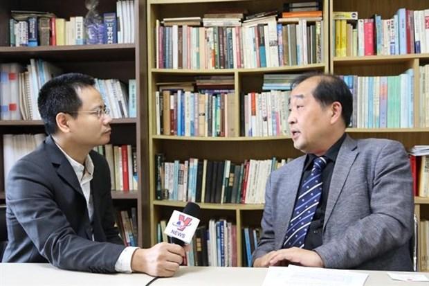 Mer Orientale: Un expert sud-coreen souligne les normes internationales hinh anh 1