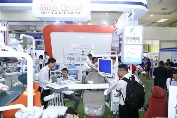 Conference odonto-maxillo-faciale internationale a Hanoi hinh anh 1