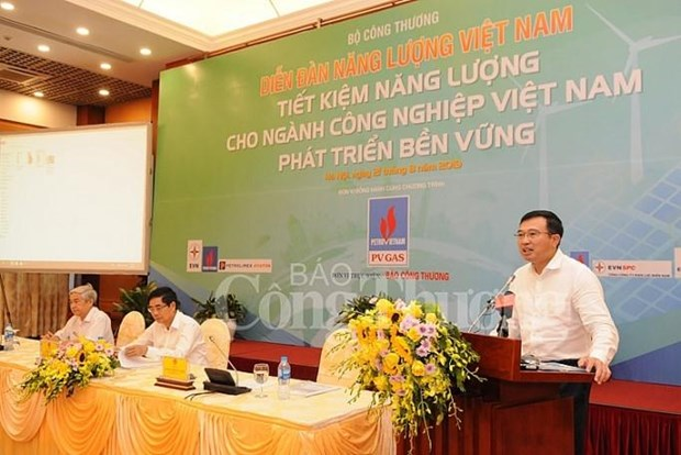 Le Forum des energies du Vietnam 2019 hinh anh 1