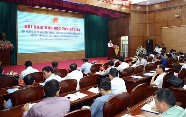 Le train de l'integration internationale en marche dans le Nord-Ouest hinh anh 2