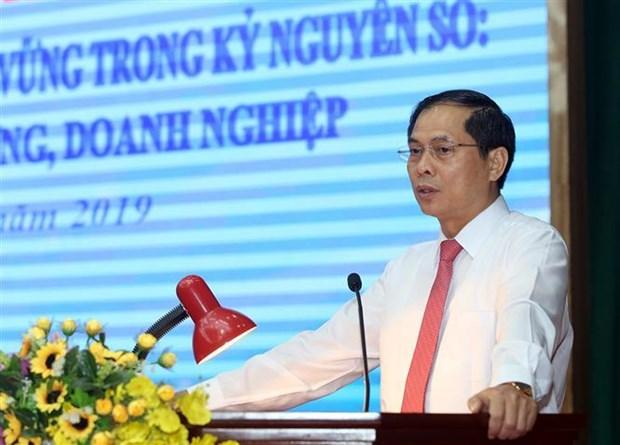 Le train de l'integration internationale en marche dans le Nord-Ouest hinh anh 1