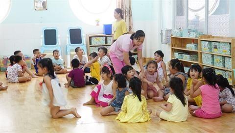 Ho Chi Minh-Ville remedie a la penurie de personnel enseignant au primaire hinh anh 1