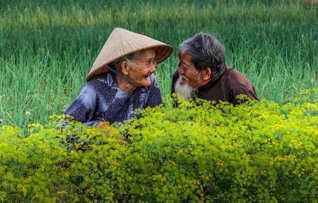 Une photo vietnamienne entre dans le top 50 du concours international # Love2019 hinh anh 1