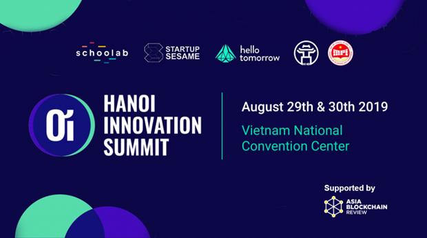 Bientot le Sommet de l'innovation de Hanoi 2019 hinh anh 1