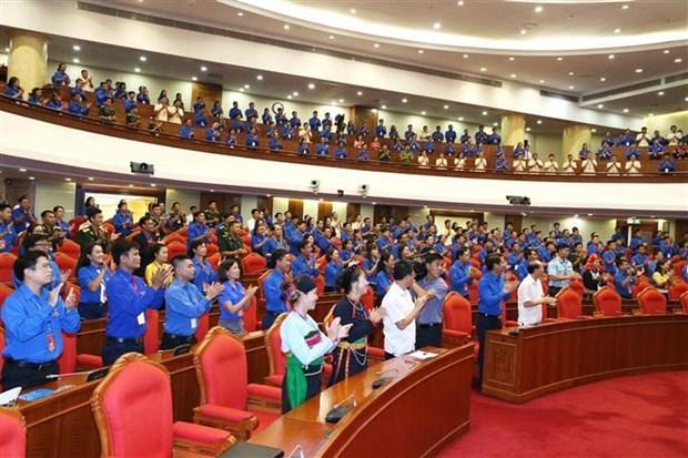Le leader du Parti exhorte la jeunesse a suivre la moralite Ho Chi Minh hinh anh 2