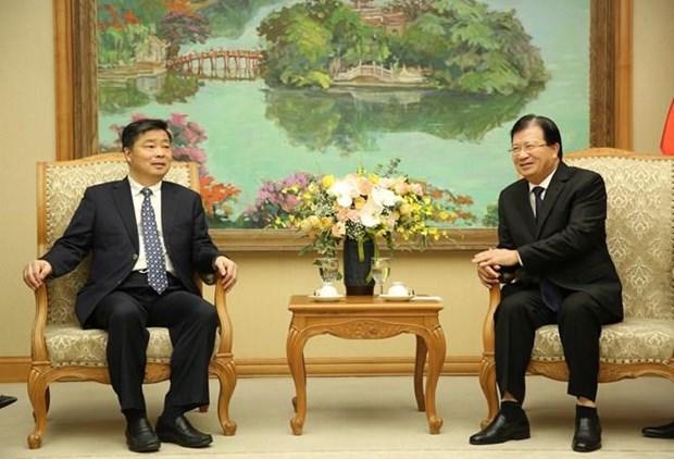 Chercher a stimuler les exportations de produits agricoles vers le Guangdong hinh anh 1