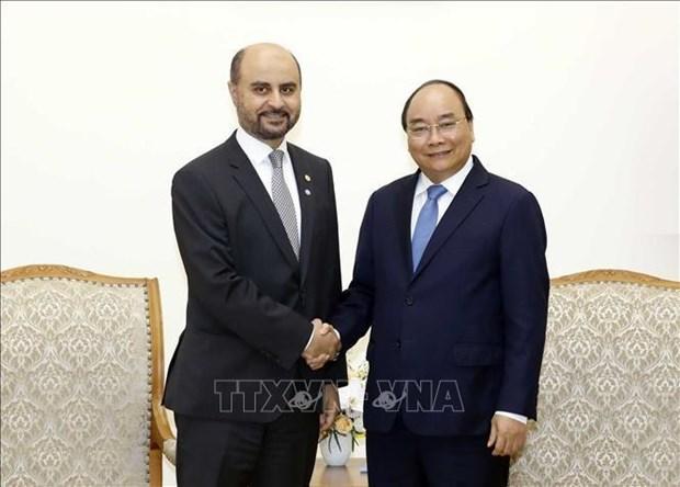Le PM Nguyen Xuan Phuc rencontre le directeur general de l'OFID hinh anh 1
