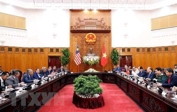 Vietnam et Malaisie conviennent d'approfondir leur partenariat strategique hinh anh 1