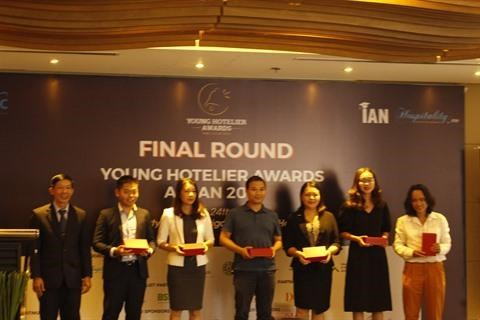 Resultats du concours Young Hotelier Awards hinh anh 1