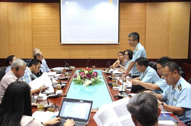 Le programme de facilitation du commerce finance par l'USAID en marche hinh anh 1