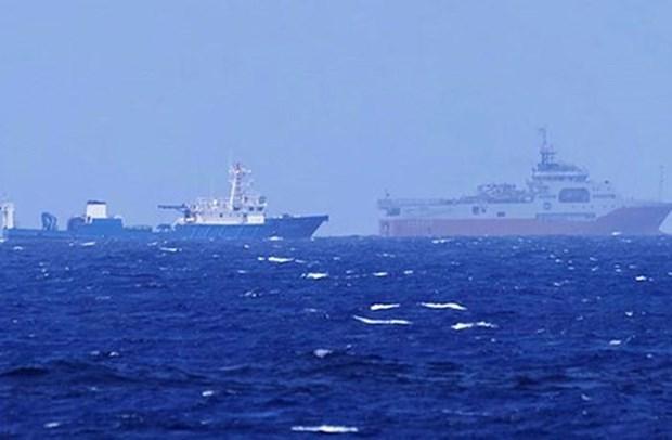 La France, l'Allemagne, le Royaume-Uni et l'Inde preoccupes par la situation en Mer Orientale hinh anh 1