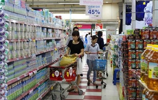 Les prix a la consommation en hausse de 0,24% a Ho Chi Minh-Ville hinh anh 1