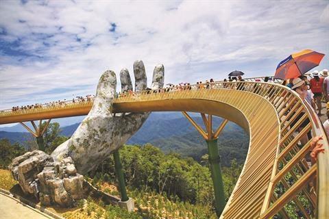 Le tourisme prend son envol a Da Nang hinh anh 2