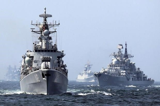 Mer Orientale: Des experts etrangers condamnent le comportement d'intimidation de la Chine hinh anh 1