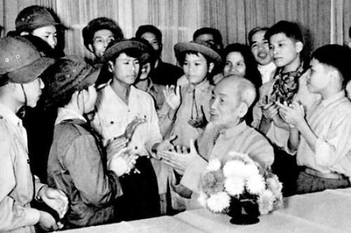 La pensee de Ho Chi Minh sur la reforme de l'education hinh anh 1
