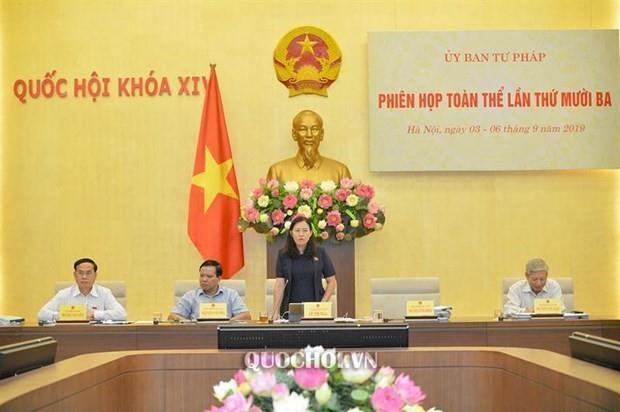 La lutte anti-corruption inspire la confiance envers le Parti hinh anh 1