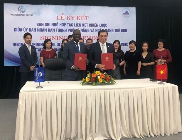 Da Nang et la BM cooperent sur la connectivite strategique hinh anh 1