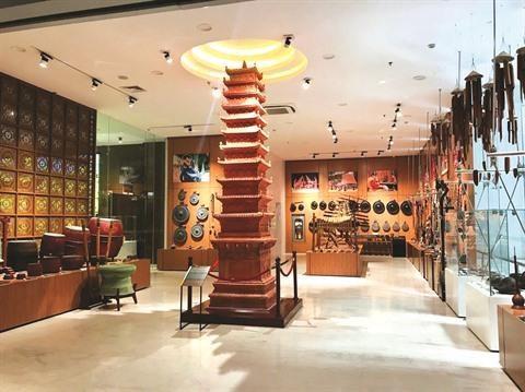 "Le musee de Quang Ninh, la ""perle noire"" de la baie de Ha Long hinh anh 3"