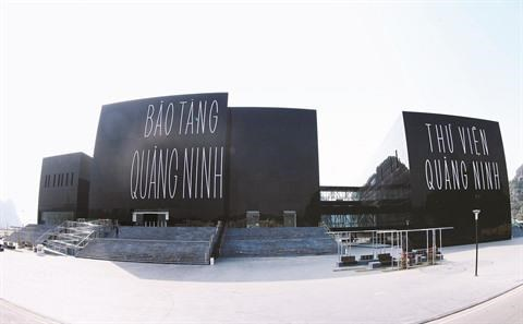 "Le musee de Quang Ninh, la ""perle noire"" de la baie de Ha Long hinh anh 1"