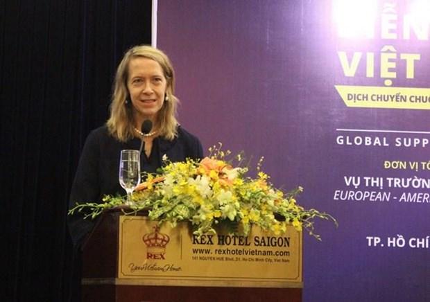Le Vietnam et les Etats-Unis oeuvrent a un commerce equilibre hinh anh 1