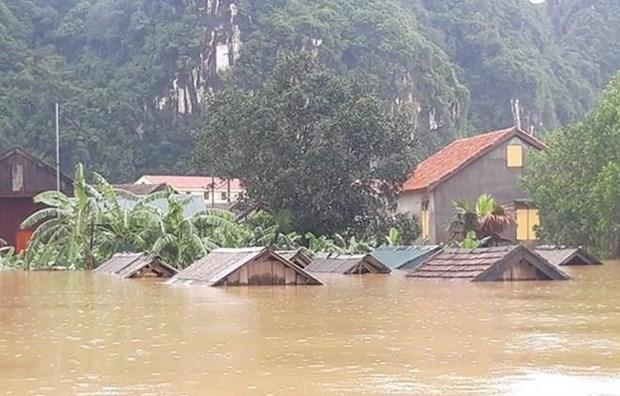 Le PM approuve l'envoi du riz aux sinistres des inondations hinh anh 1