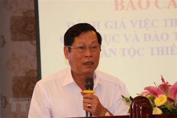 Sanctions disciplinaires a l'encontre de dirigeants et ancien dirigeants de Dak Nong hinh anh 1