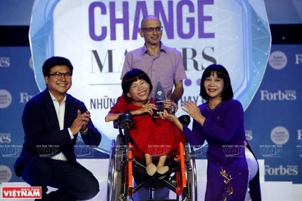 Nguyen Thi Van, une femme qui seme l'espoir hinh anh 1