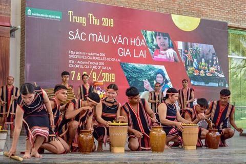 A Hanoi, des gouts et des couleurs culturelles de Gia Lai hinh anh 1