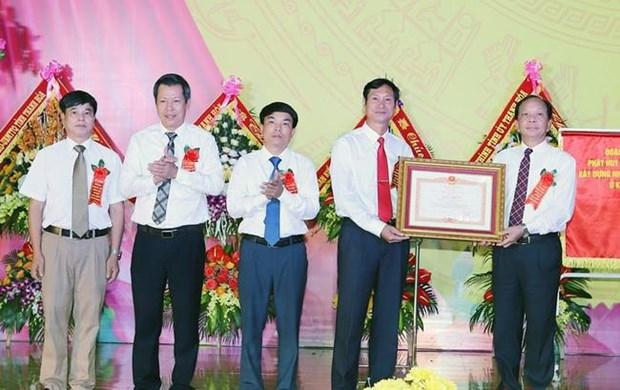 A Nhu Xuan, le recul de la pauvrete est spectaculaire hinh anh 1