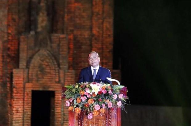Deux patrimoines mondiaux celebrent les 20 ans de leur consecration hinh anh 1