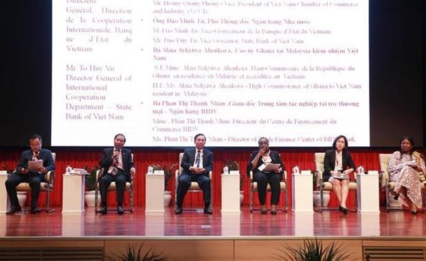 Amelioration de la cooperation commerciale avec le Moyen-Orient et l'Afrique hinh anh 1