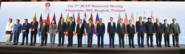 L'ASEAN et la Chine renforcent leur partenariat commercial hinh anh 1