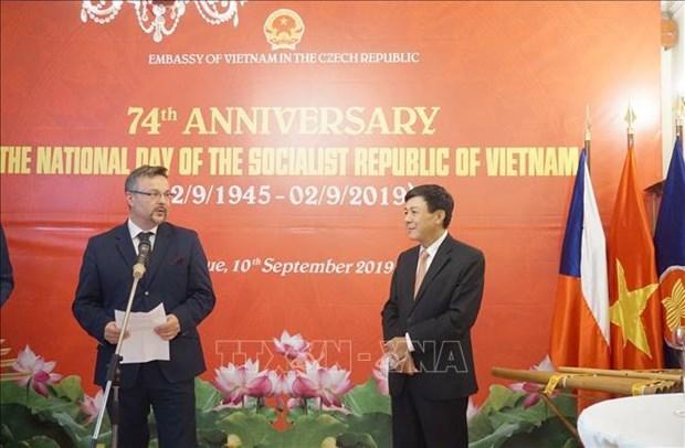 Un diplomate tcheque salue le role du Vietnam sur la scene internationale hinh anh 1