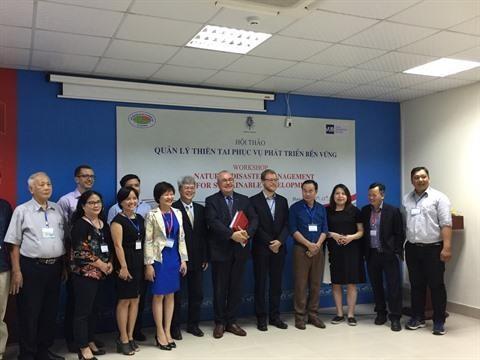 La Belgique soutient le Vietnam dans la gestion des catastrophes naturelles hinh anh 1