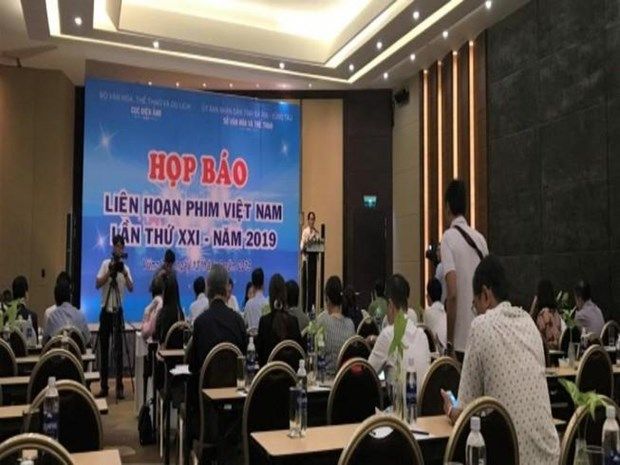 Le 21e Festival national du film se tiendra en novembre a Ba Ria-Vung Tau hinh anh 1