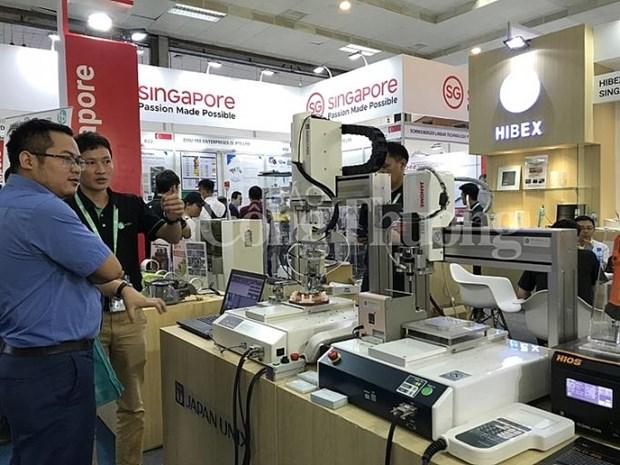 L'industrie auxiliaire et l'industrie electronique du Vietnam seduisent les investisseurs etrangers hinh anh 1