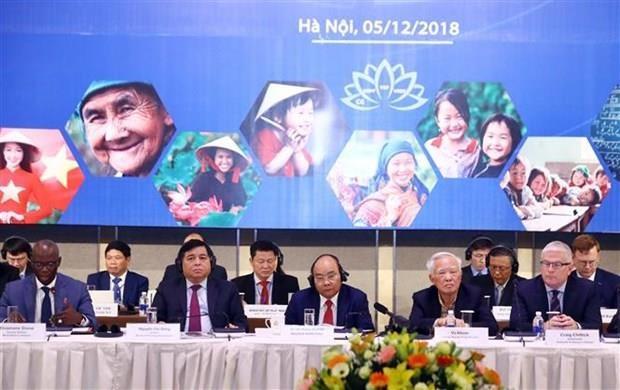 Le 2e Forum de reforme et de developpement du Vietnam se tiendra a Hanoi hinh anh 1