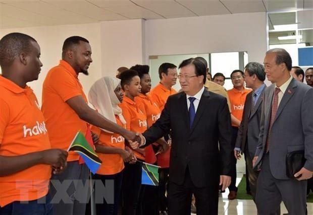 Les relations entre le Vietnam et la Tanzanie se renforcent hinh anh 1