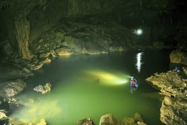 Quang Binh - une destination attrayante pour le tourisme d'aventure et le tourisme experientiel hinh anh 1