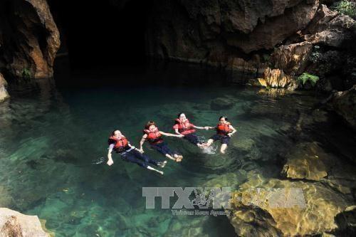 Quang Binh - une destination attrayante pour le tourisme d'aventure et le tourisme experientiel hinh anh 2