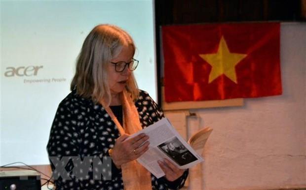 Commemoration des 50 ans du deces du President Ho Chi Minh a Geneve hinh anh 1