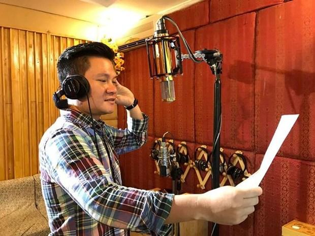 Quatre artistes de la Voix du Vietnam mis a l'honneur hinh anh 3