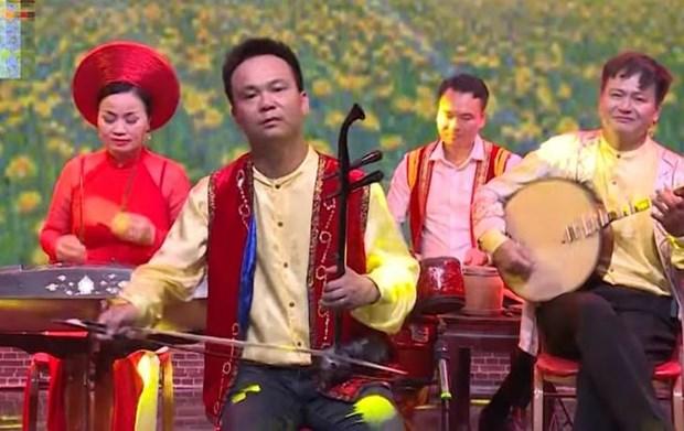 Quatre artistes de la Voix du Vietnam mis a l'honneur hinh anh 2