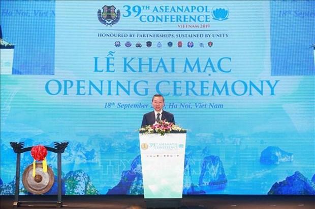 ASEAN : cooperation dans la lutte contre la criminalite transnationale hinh anh 1