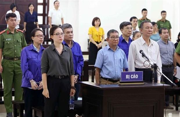 D'anciens dirigeants de la Securite sociale du Vietnam poursuivis en justice hinh anh 1