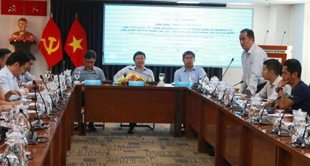 Ho Chi Minh-Ville se prepare a l'application de l'IA hinh anh 1