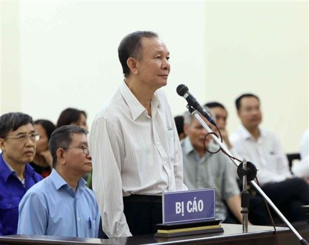 D'anciens dirigeants de la Securite sociale du Vietnam poursuivis en justice hinh anh 3