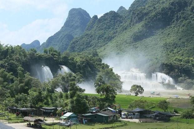 Ban Gioc, les plus grandes chutes d'Asie du Sud-Est hinh anh 1